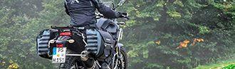 Alforjas moto