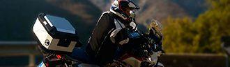 Baúl moto aluminio