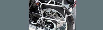Portamaletas moto