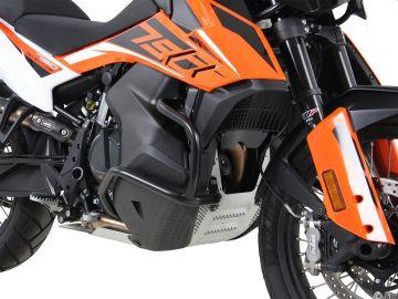 Barra de protección de motor color Negro para KTM 790 Adventure/R (2019-)